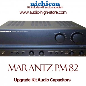 Marantz PM-82 Upgrade Kit Audio Capacitors