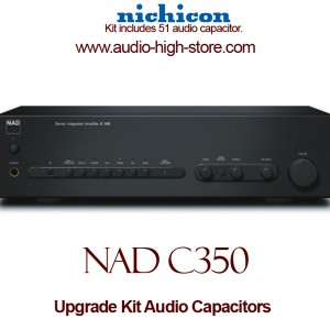 NAD C350 Upgrade Kit Audio Capacitors