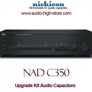 NAD C350 Upgrade Kit Audio Capacitors
