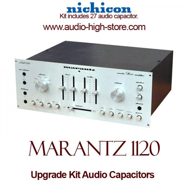 Marantz 1120 Upgrade Kit Audio Capacitors