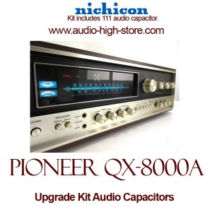 Pioneer QX-8000A Upgrade Kit Audio Capacitors