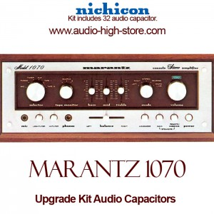 Marantz 1070 Upgrade Kit Audio Capacitors