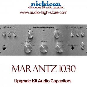 Marantz 1030 Upgrade Kit Audio Capacitors