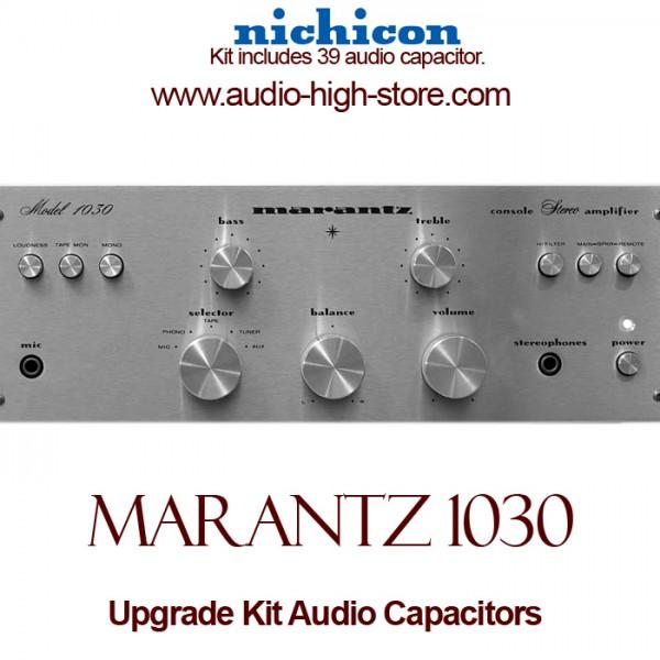 Marantz 1030 Upgrade Kit Audio Capacitors