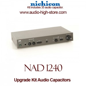 NAD 1240 Upgrade Kit Audio Capacitors