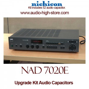 NAD 7020e Upgrade Kit Audio Capacitors