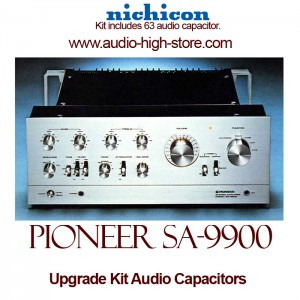 Pioneer SA-9900 Upgrade Kit Audio Capacitors