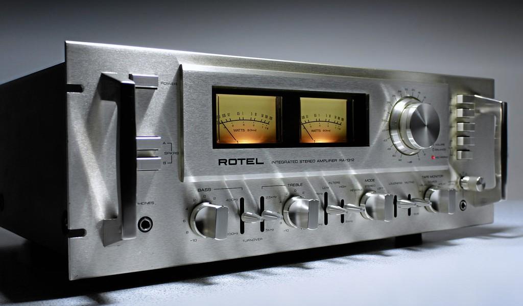 Rotel RA-1312