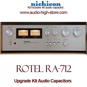 Rotel RA-712 Upgrade Kit Audio Capacitors
