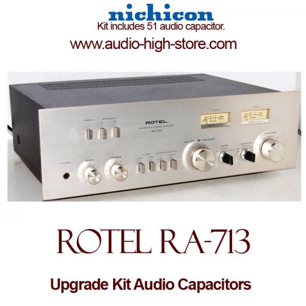 Rotel RA-713 Upgrade Kit Audio Capacitors