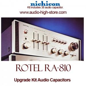 Rotel RA-810 Upgrade Kit Audio Capacitors