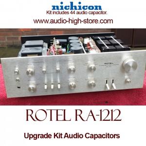 Rotel RA-1212 Upgrade Kit Audio Capacitors