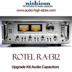 Rotel RA-1312 Upgrade Kit Audio Capacitors