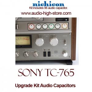 Sony TC-765 Upgrade Kit Audio Capacitors