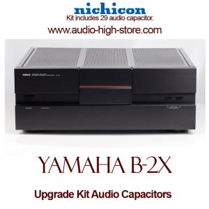 Yamaha B-2X Upgrade Kit Audio Capacitors