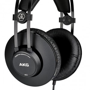 AKG Headphones K52 Black