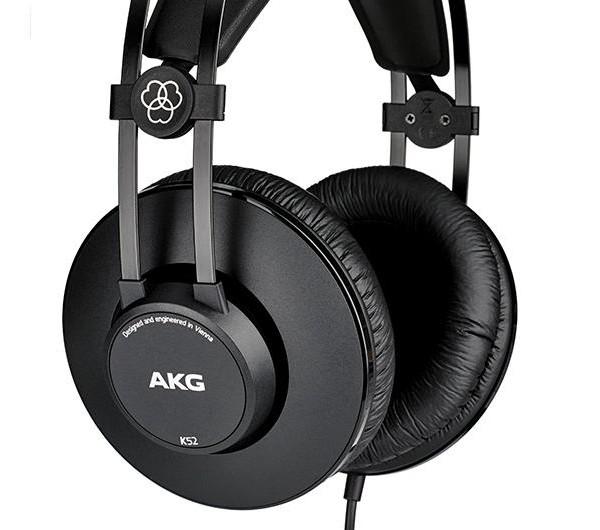 AKG Headphones K52 Black