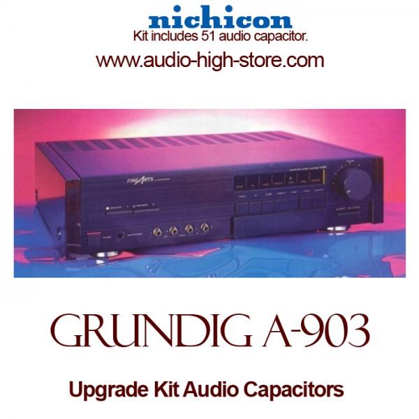 Grundig A-903 Upgrade Kit Audio Capacitors