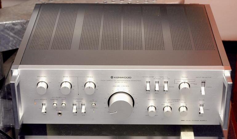 Kenwood KA-9077