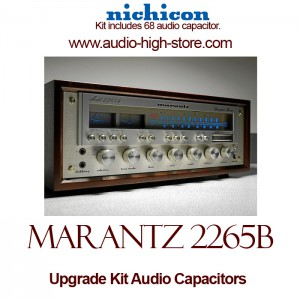 Marantz 2265B Upgrade Kit Audio Capacitors