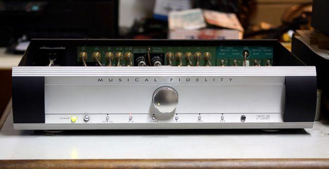 Musical Fidelity F25