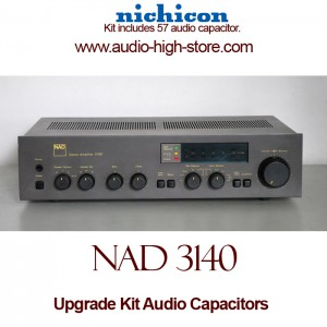 NAD 3140 Upgrade Kit Audio Capacitors