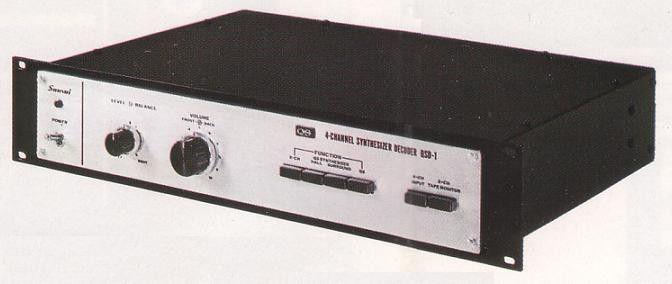 Sansui QSD-1