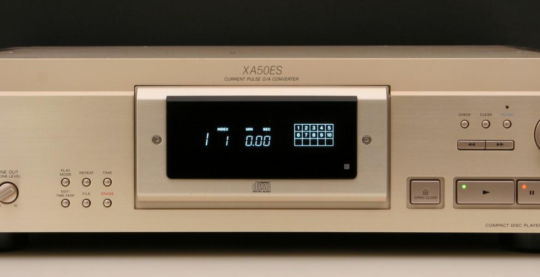 Sony CDP-XA50ES