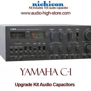 Yamaha C-1 Upgrade Kit Audio Capacitors