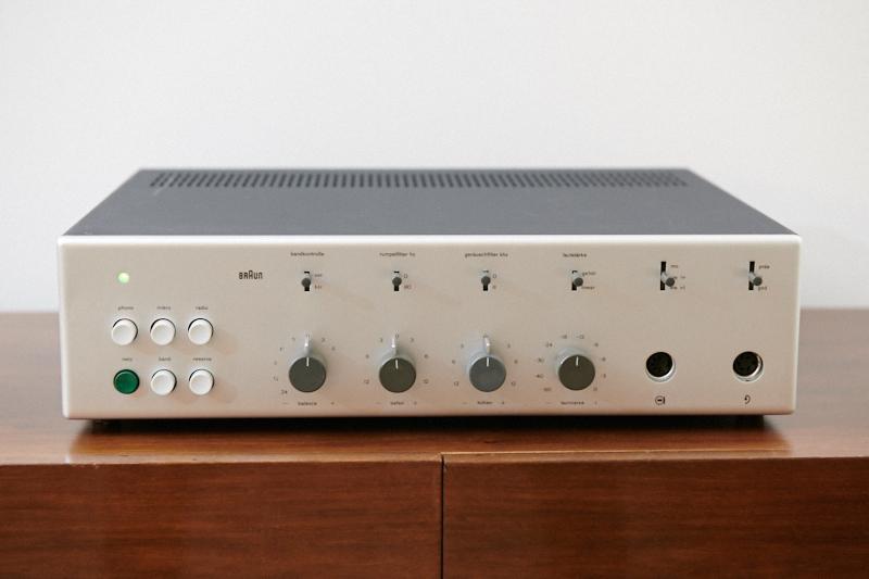 Braun CSV 500