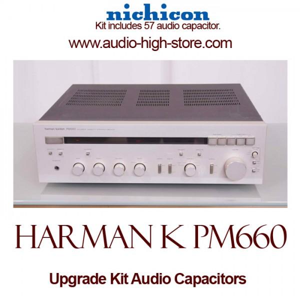 Harman Kardon PM660 Upgrade Kit Audio Capacitors