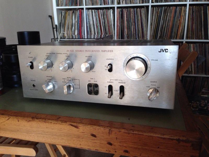 JVC JA-S31