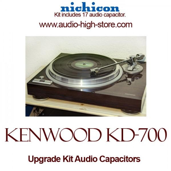 Kenwood KD-700 Upgrade Kit Audio Capacitors