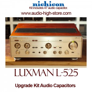 Luxman L-525 Upgrade Kit Audio Capacitors
