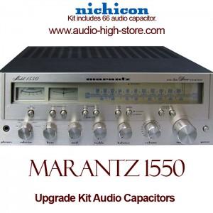 Marantz 1550 Upgrade Kit Audio Capacitors