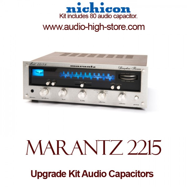 Marantz 2215 Upgrade Kit Audio Capacitors