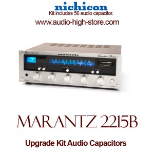 Marantz 2215B Upgrade Kit Audio Capacitors