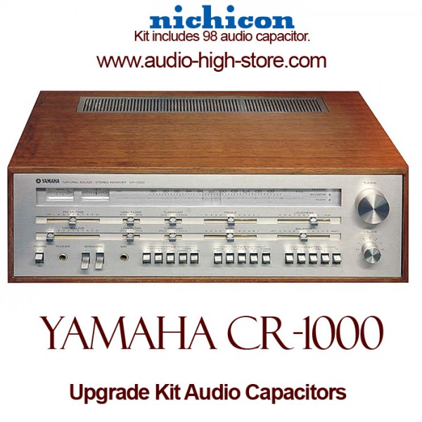 Yamaha CR-1000 Upgrade Kit Audio Capacitors