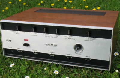 Akai AA-6000