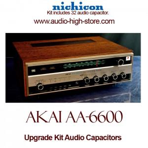 Akai AA-6600 Upgrade Kit Audio Capacitors