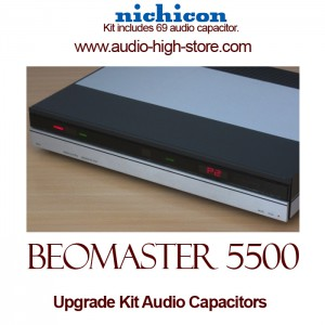 Bang & Olufsen Beomaster 5500 Upgrade Kit Audio Capacitors
