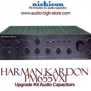 Harman Kardon PM655VXi Upgrade Kit Audio Capacitors