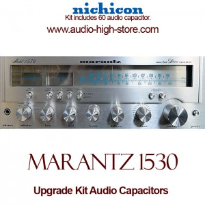 Marantz 1530 Upgrade Kit Audio Capacitors