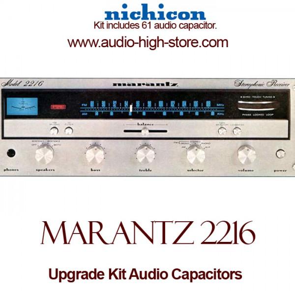 Marantz 2216 Upgrade Kit Audio Capacitors