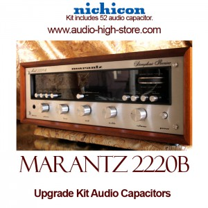 Marantz 2220B Upgrade Kit Audio Capacitors