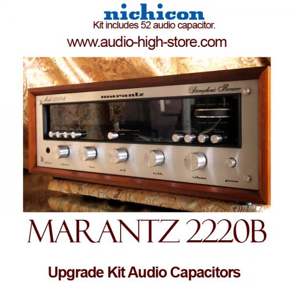 Marantz 2220B Upgrade Kit Audio Capacitors