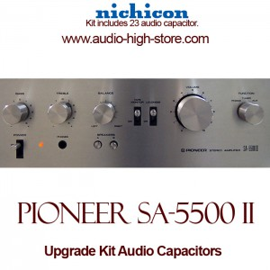 Pioneer SA-5500 II Upgrade Kit Audio Capacitors