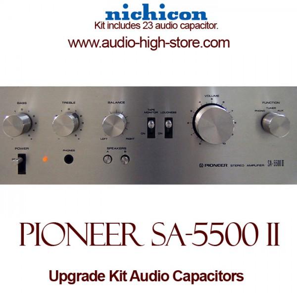 Pioneer SA-5500 II Upgrade Kit Audio Capacitors