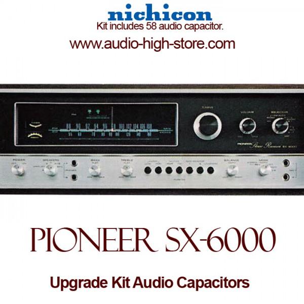 Pioneer SX-6000 Upgrade Kit Audio Capacitors