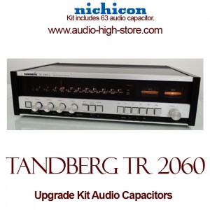 Tandberg TR 2060 Upgrade Kit Audio Capacitors